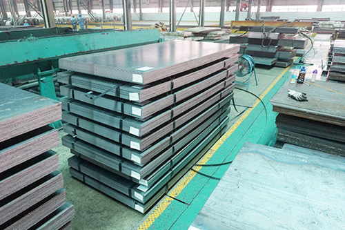 EN 10155 S355J0W weather resistant steel China supplier