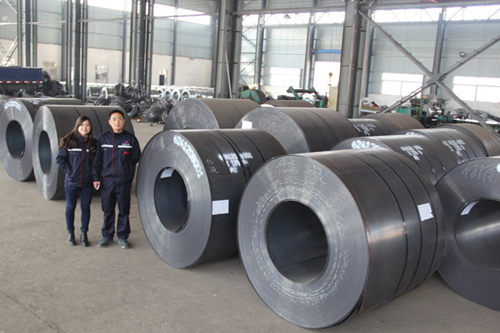 JIS G 3114 SMA400AW weather resistant steel strip supplier