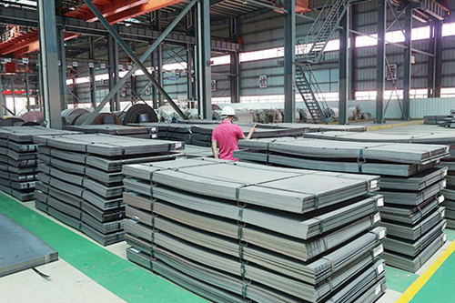 GB/T 4171 Q235NH weather resistant steel sheet supplier