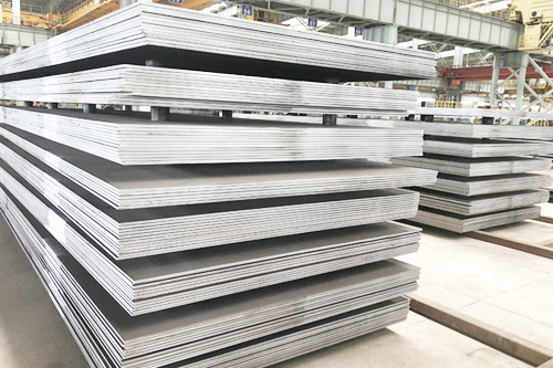 Structural steel S355J0WP sheet