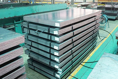 EN 10025-5 S355J0W weather resistant steel application